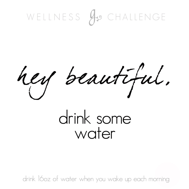 Wellness-DrinkWater