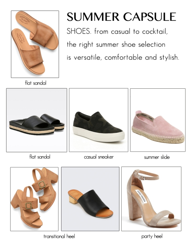 Blog-SummerCapsule-Shoes
