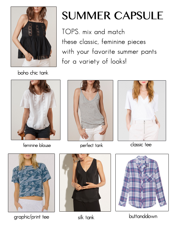 Blog-SummerCapsule-Tops